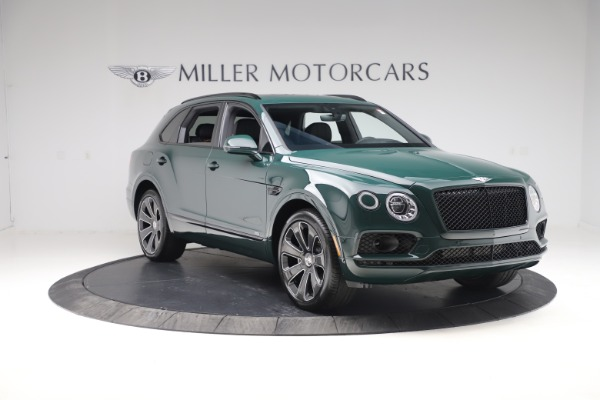 New 2020 Bentley Bentayga V8 Design Series for sale $223,015 at Maserati of Westport in Westport CT 06880 11