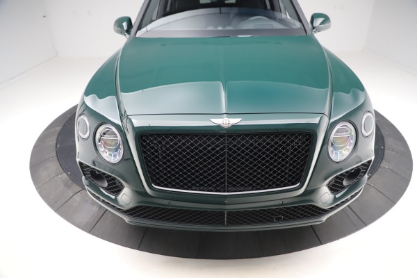 New 2020 Bentley Bentayga V8 Design Series for sale $223,015 at Maserati of Westport in Westport CT 06880 13