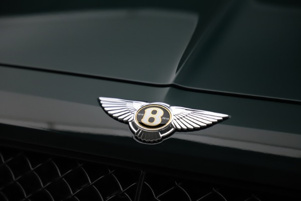 New 2020 Bentley Bentayga V8 Design Series for sale $223,015 at Maserati of Westport in Westport CT 06880 14