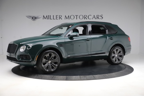 New 2020 Bentley Bentayga V8 Design Series for sale $223,015 at Maserati of Westport in Westport CT 06880 2