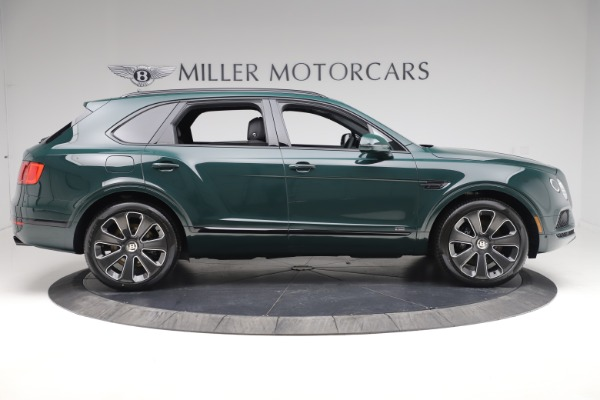 New 2020 Bentley Bentayga V8 Design Series for sale $223,015 at Maserati of Westport in Westport CT 06880 9
