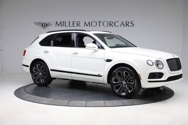 New 2020 Bentley Bentayga V8 Design Series for sale $216,860 at Maserati of Westport in Westport CT 06880 10