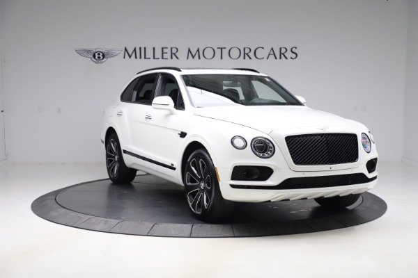 New 2020 Bentley Bentayga V8 Design Series for sale $216,860 at Maserati of Westport in Westport CT 06880 11
