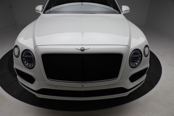 New 2020 Bentley Bentayga V8 Design Series for sale $216,860 at Maserati of Westport in Westport CT 06880 14