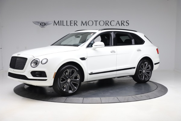 New 2020 Bentley Bentayga V8 Design Series for sale $216,860 at Maserati of Westport in Westport CT 06880 2