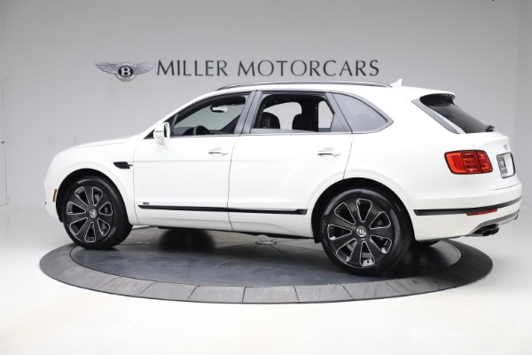 New 2020 Bentley Bentayga V8 Design Series for sale $216,860 at Maserati of Westport in Westport CT 06880 4