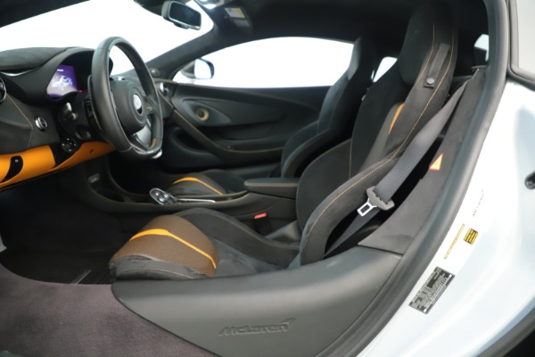 Used 2016 McLaren 570S Coupe for sale Sold at Maserati of Westport in Westport CT 06880 14