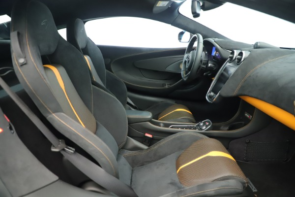 Used 2016 McLaren 570S Coupe for sale Sold at Maserati of Westport in Westport CT 06880 17