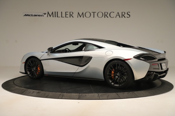 Used 2016 McLaren 570S Coupe for sale Sold at Maserati of Westport in Westport CT 06880 3