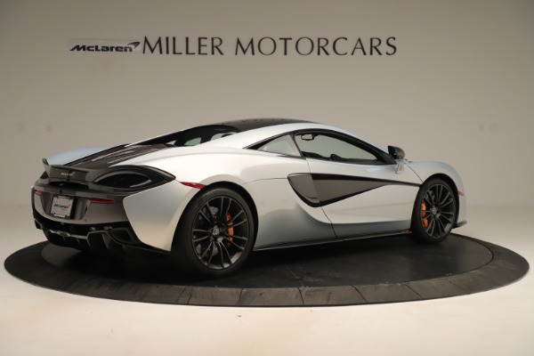 Used 2016 McLaren 570S Coupe for sale Sold at Maserati of Westport in Westport CT 06880 7