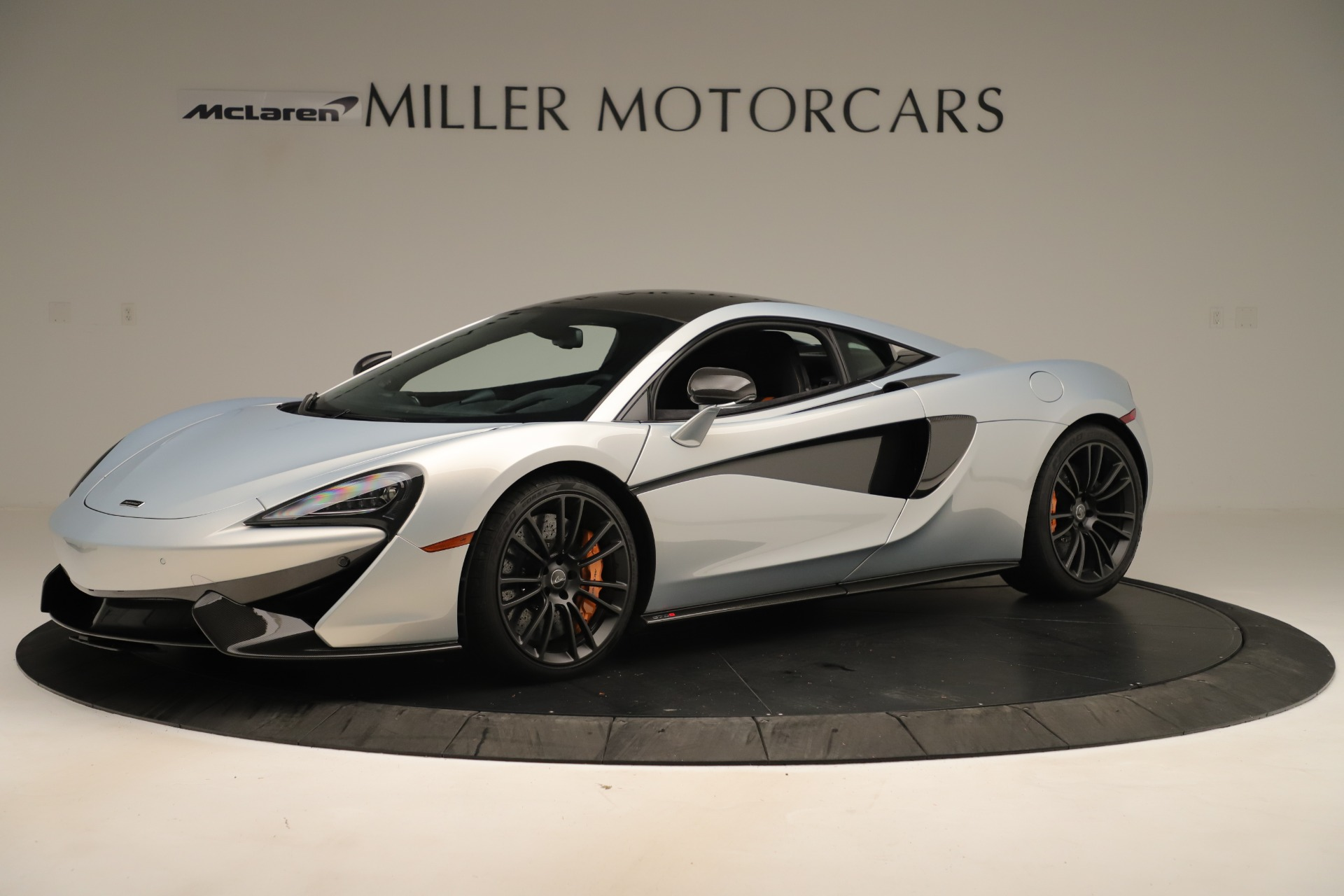 Used 2016 McLaren 570S Coupe for sale Sold at Maserati of Westport in Westport CT 06880 1