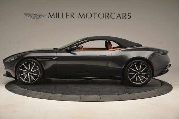 Used 2019 Aston Martin DB11 V8 Volante for sale Sold at Maserati of Westport in Westport CT 06880 14