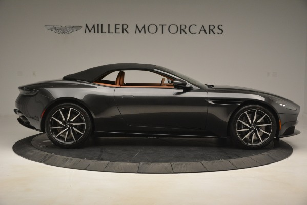 Used 2019 Aston Martin DB11 V8 Volante for sale Sold at Maserati of Westport in Westport CT 06880 15