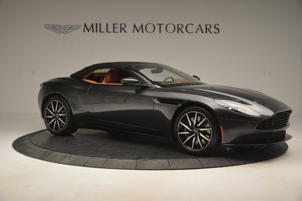 Used 2019 Aston Martin DB11 V8 Volante for sale Sold at Maserati of Westport in Westport CT 06880 16