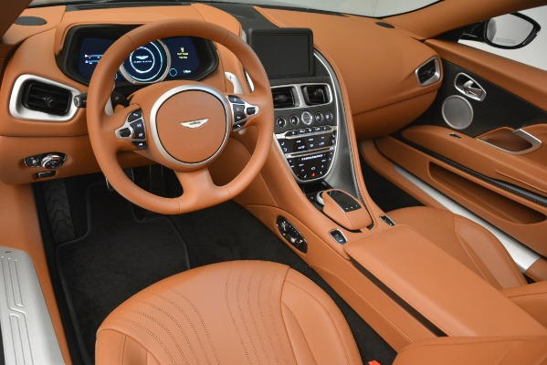 Used 2019 Aston Martin DB11 V8 Volante for sale Sold at Maserati of Westport in Westport CT 06880 18