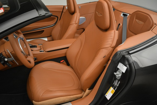 Used 2019 Aston Martin DB11 V8 Volante for sale Sold at Maserati of Westport in Westport CT 06880 20