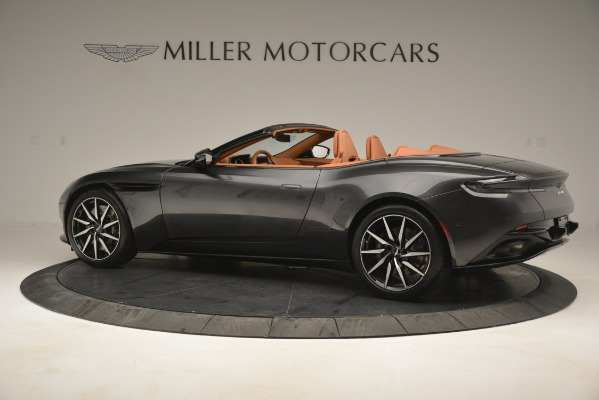 Used 2019 Aston Martin DB11 V8 Volante for sale Sold at Maserati of Westport in Westport CT 06880 3