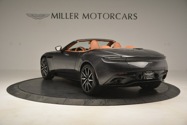 Used 2019 Aston Martin DB11 V8 Volante for sale Sold at Maserati of Westport in Westport CT 06880 4