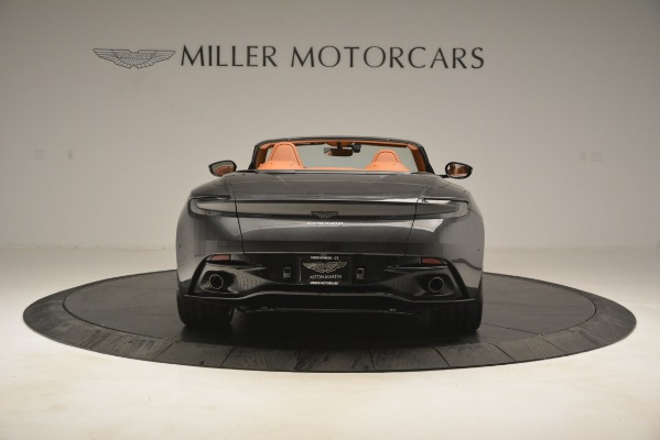 Used 2019 Aston Martin DB11 V8 Volante for sale Sold at Maserati of Westport in Westport CT 06880 5