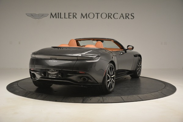 Used 2019 Aston Martin DB11 V8 Volante for sale Sold at Maserati of Westport in Westport CT 06880 6