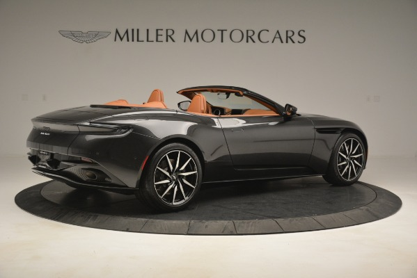 Used 2019 Aston Martin DB11 V8 Volante for sale Sold at Maserati of Westport in Westport CT 06880 7