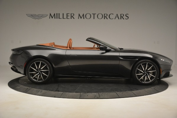 Used 2019 Aston Martin DB11 V8 Volante for sale Sold at Maserati of Westport in Westport CT 06880 8