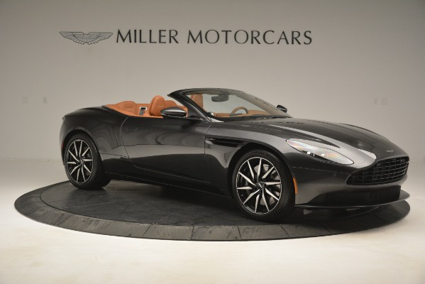 Used 2019 Aston Martin DB11 V8 Volante for sale Sold at Maserati of Westport in Westport CT 06880 9