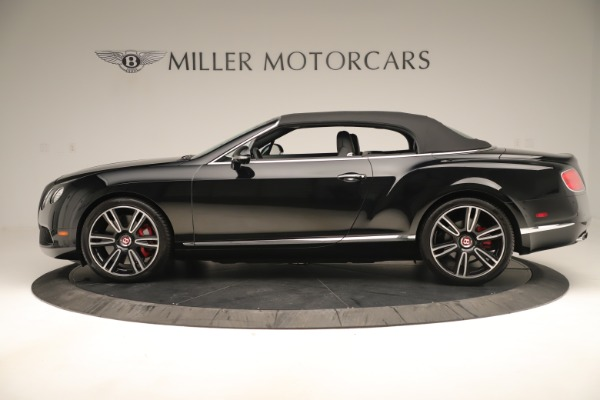 Used 2014 Bentley Continental GT V8 for sale Sold at Maserati of Westport in Westport CT 06880 14