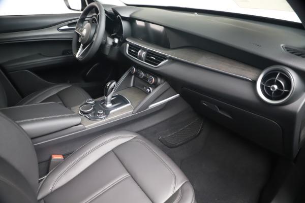 New 2019 Alfa Romeo Stelvio Ti Q4 for sale Sold at Maserati of Westport in Westport CT 06880 22