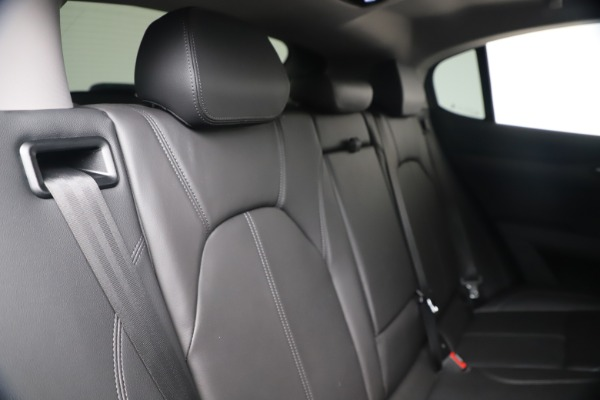 New 2019 Alfa Romeo Stelvio Ti Q4 for sale Sold at Maserati of Westport in Westport CT 06880 26