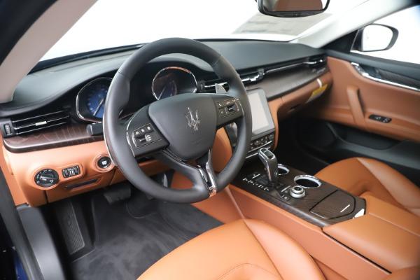 New 2019 Maserati Quattroporte S Q4 for sale Sold at Maserati of Westport in Westport CT 06880 15