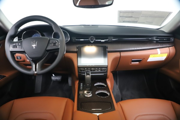 New 2019 Maserati Quattroporte S Q4 for sale Sold at Maserati of Westport in Westport CT 06880 16