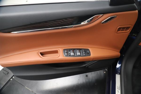 New 2019 Maserati Quattroporte S Q4 for sale Sold at Maserati of Westport in Westport CT 06880 17