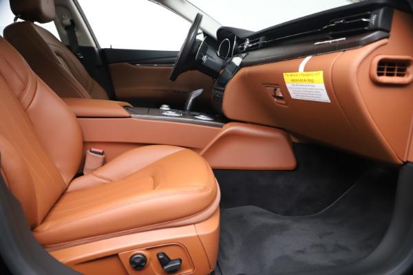New 2019 Maserati Quattroporte S Q4 for sale Sold at Maserati of Westport in Westport CT 06880 23