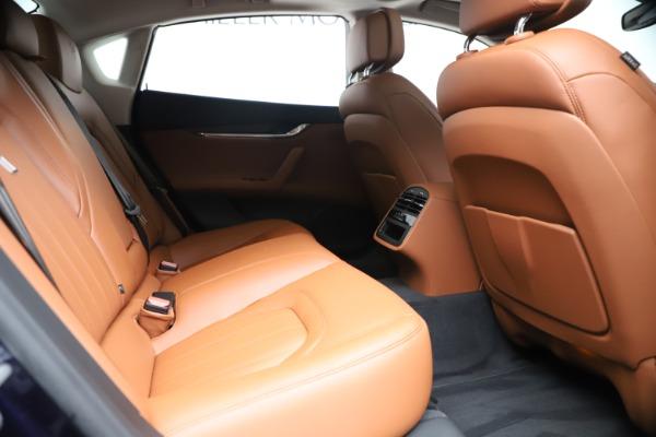 New 2019 Maserati Quattroporte S Q4 for sale Sold at Maserati of Westport in Westport CT 06880 27
