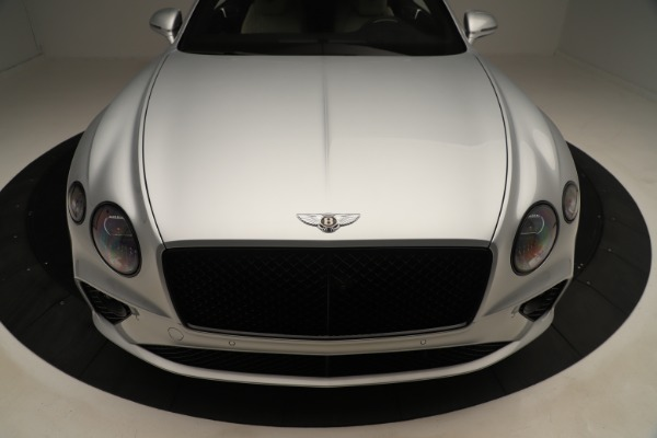 New 2020 Bentley Continental GT V8 First Edition for sale Sold at Maserati of Westport in Westport CT 06880 13