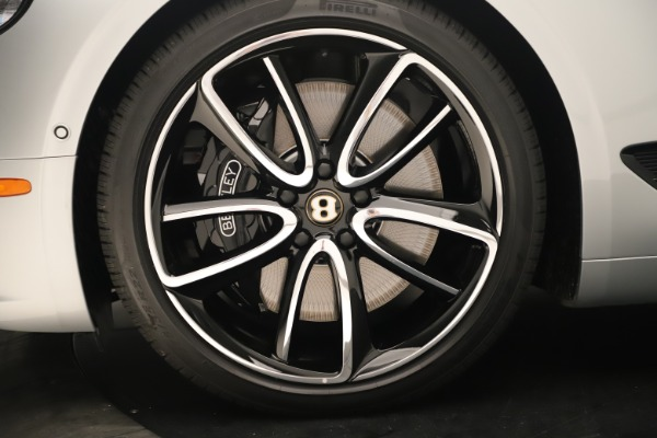 New 2020 Bentley Continental GT V8 First Edition for sale Sold at Maserati of Westport in Westport CT 06880 16