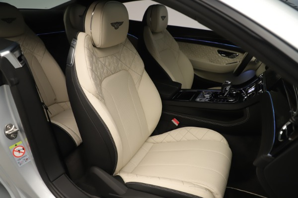 New 2020 Bentley Continental GT V8 First Edition for sale Sold at Maserati of Westport in Westport CT 06880 28