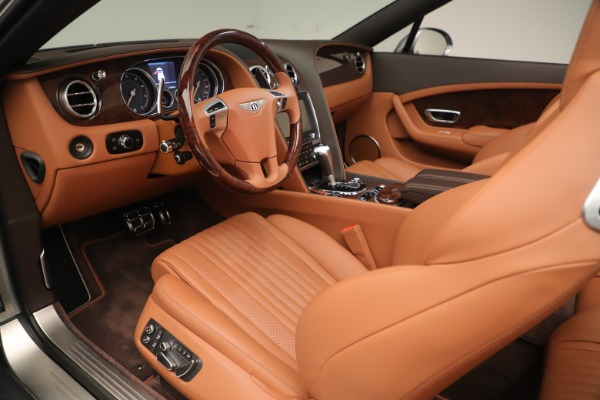 Used 2016 Bentley Continental GT V8 S for sale Sold at Maserati of Westport in Westport CT 06880 23