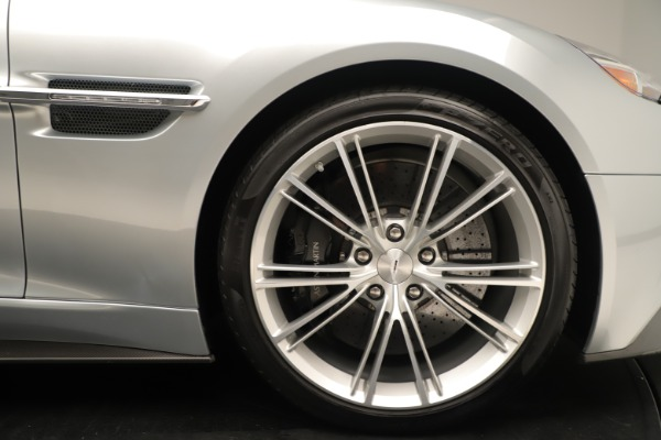Used 2014 Aston Martin Vanquish Coupe for sale $116,900 at Maserati of Westport in Westport CT 06880 19