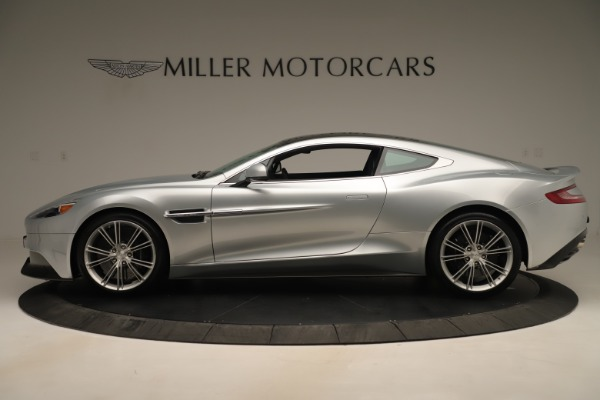 Used 2014 Aston Martin Vanquish Coupe for sale $116,900 at Maserati of Westport in Westport CT 06880 2