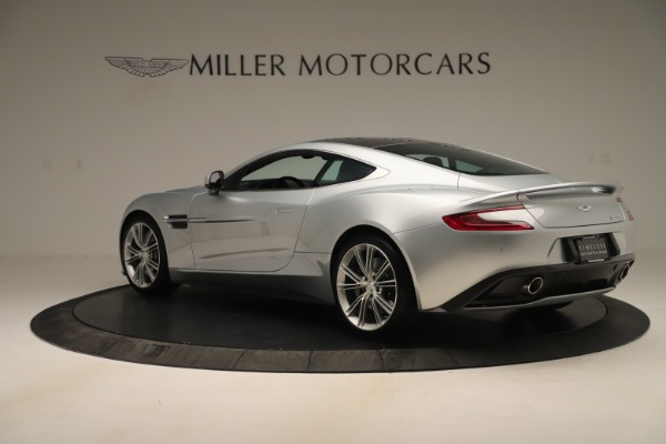 Used 2014 Aston Martin Vanquish Coupe for sale $116,900 at Maserati of Westport in Westport CT 06880 3