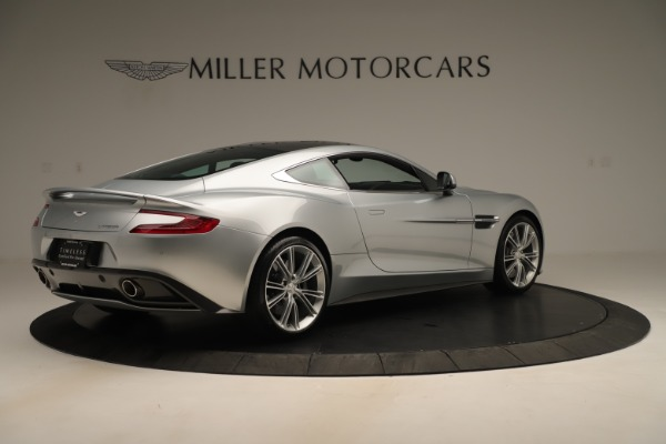 Used 2014 Aston Martin Vanquish Coupe for sale $116,900 at Maserati of Westport in Westport CT 06880 7