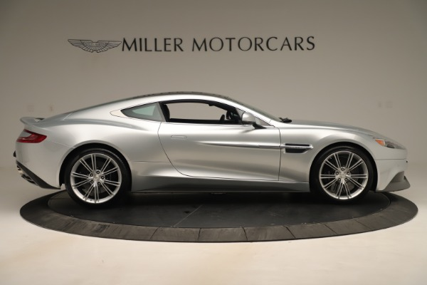 Used 2014 Aston Martin Vanquish Coupe for sale $116,900 at Maserati of Westport in Westport CT 06880 8