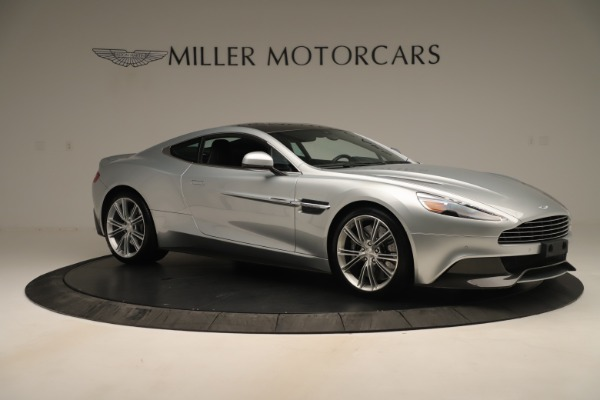 Used 2014 Aston Martin Vanquish Coupe for sale $116,900 at Maserati of Westport in Westport CT 06880 9