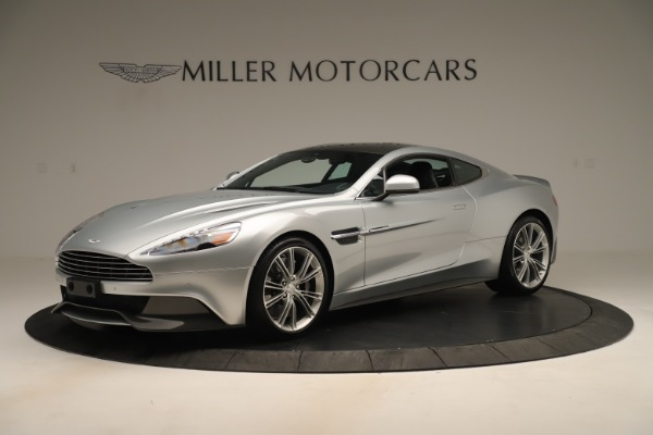 Used 2014 Aston Martin Vanquish Coupe for sale $116,900 at Maserati of Westport in Westport CT 06880 1