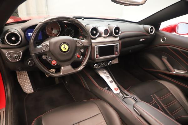 Used 2016 Ferrari California T for sale Sold at Maserati of Westport in Westport CT 06880 19