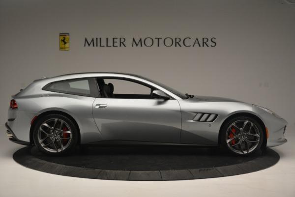 Used 2019 Ferrari GTC4LussoT V8 for sale $224,900 at Maserati of Westport in Westport CT 06880 9