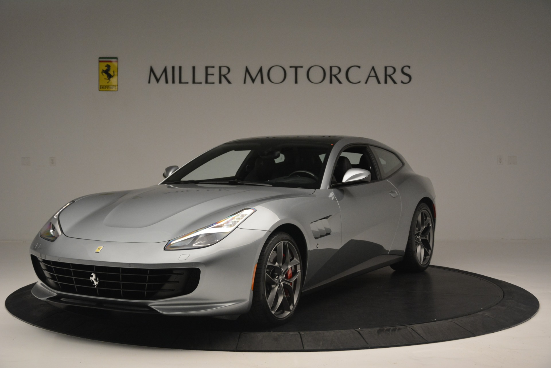 Used 2019 Ferrari GTC4LussoT V8 for sale Sold at Maserati of Westport in Westport CT 06880 1