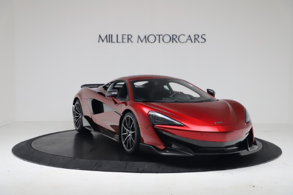New 2019 McLaren 600LT Coupe for sale $285,236 at Maserati of Westport in Westport CT 06880 10